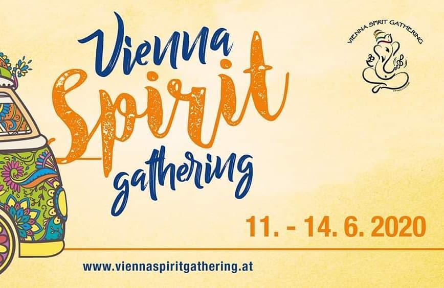 2. Vienna Spirit Gathering ONLINE und REAL 11. – 14. Juni