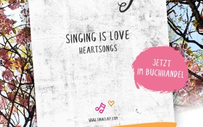 """Songbook """"Singing is love"""""""