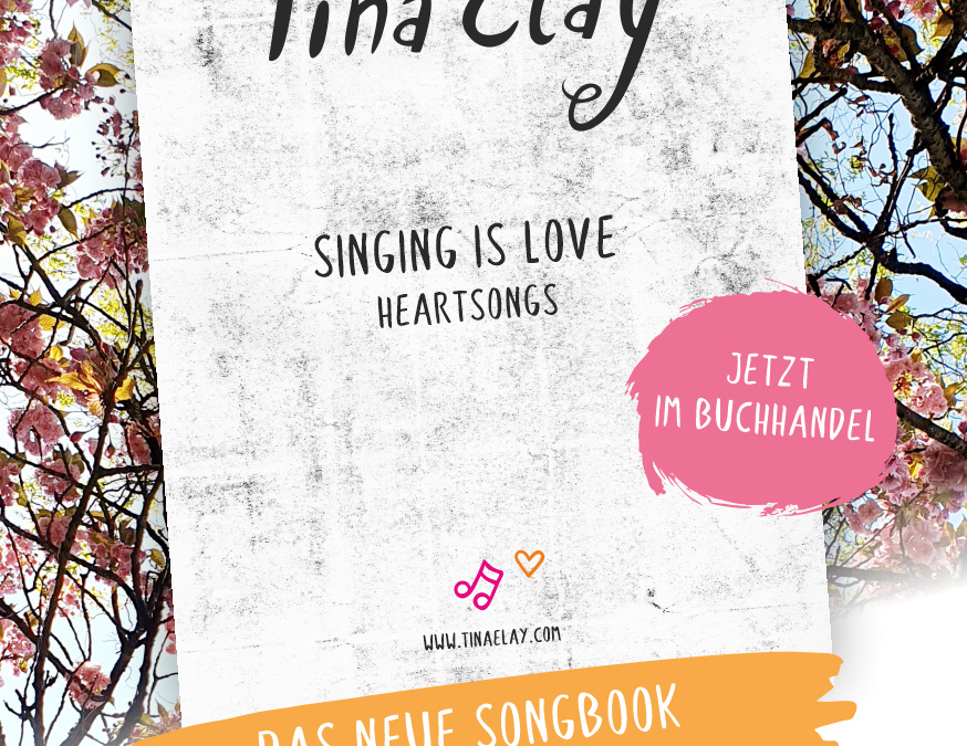 "Songbook ""Singing is love"""
