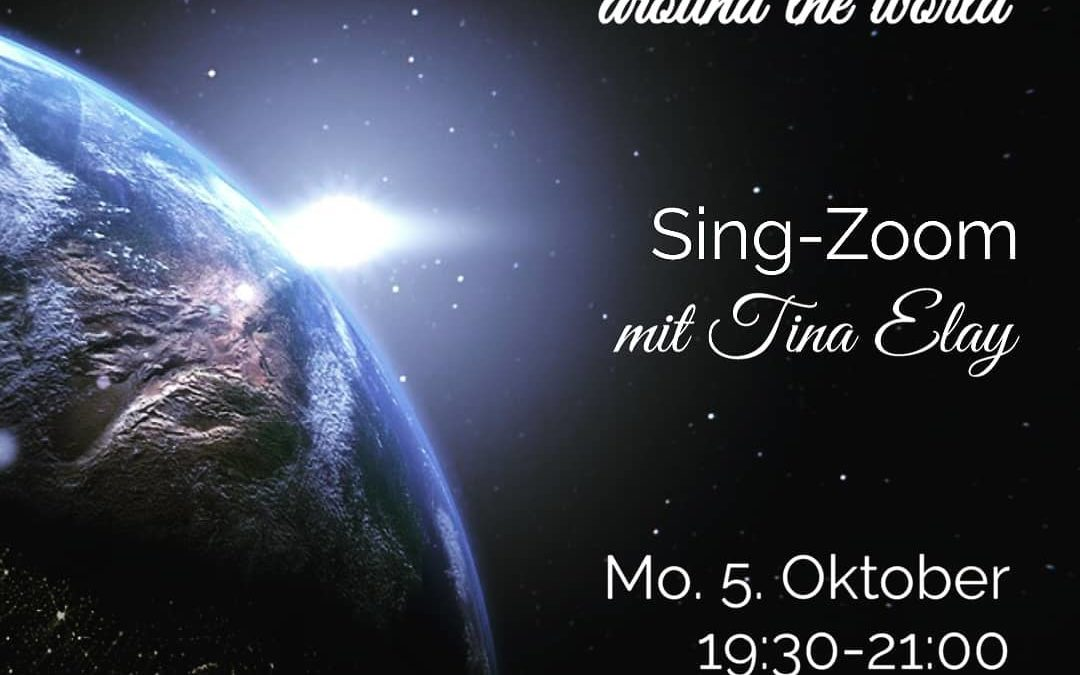 Mantras, chants & heartsongs around the world