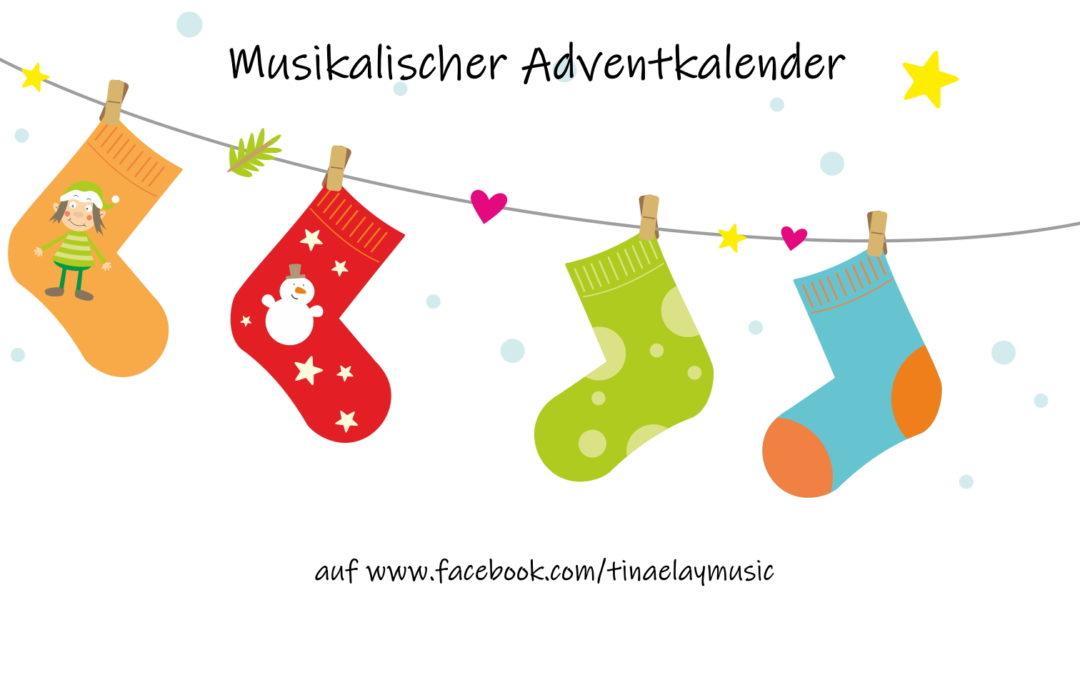 Musikalischer Adventkalender auf Facebook