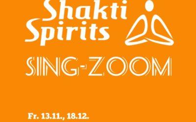 Shakti Spirits Sing-Zoom