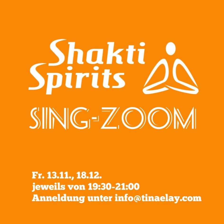 Sing-Zoom-Shakti Spirits